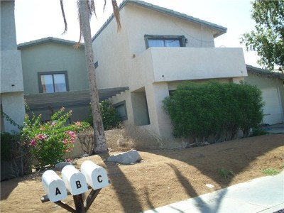 Cathedral City Multi Family Home For Sale: 32530 Canyon Vista Rd