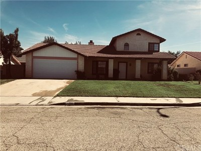 Palmdale Single Family Home For Sale: 1736 Marcus Avenue