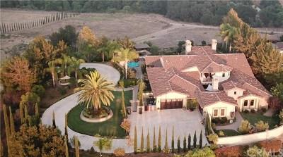 Fallbrook Single Family Home For Sale