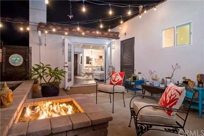 San Clemente Single Family Home For Sale: 12 W Avenida Junipero