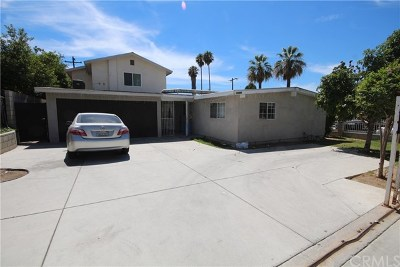 La Puente Multi Family Home For Sale: 17902 Renault Street