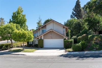 San Dimas Single Family Home For Sale: 1332 Paseo Zacate