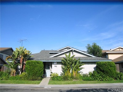 Huntington Beach Rental For Rent: 17082 Grove Circle #C