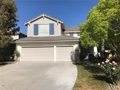 Valencia Single Family Home For Sale: 27636 Yardley Way