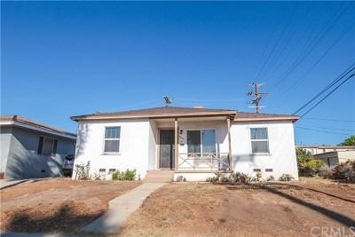 Long Beach Single Family Home For Sale: 4650 Atlantic Avenue