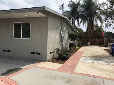 Duarte Multi Family Home For Sale: 2338 California Avenue