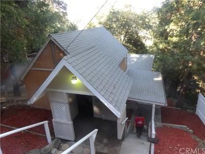 Crestline Single Family Home For Sale: 23852 Bowl Road