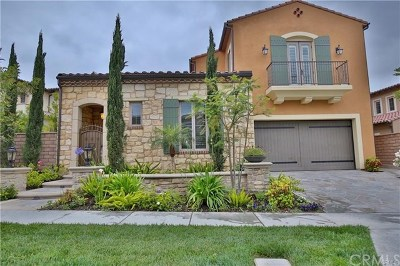Irvine Single Family Home For Sale: 18 Lowland