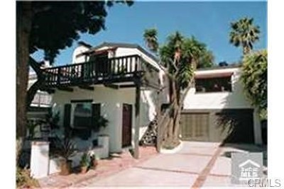 San Clemente Rental For Rent: 310 Encino Lane #B