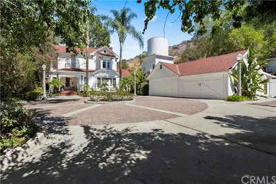Orange Single Family Home For Sale: 349 N Renee Street