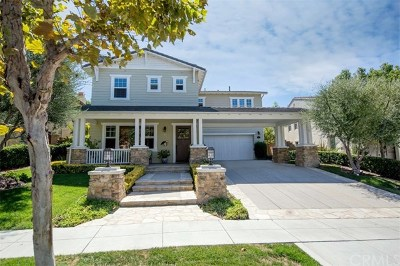 Ladera Ranch Single Family Home For Sale: 10 Katy Rose Lane