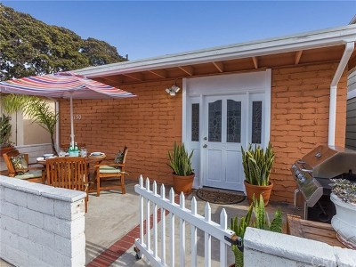 Newport Beach, Newport Coast, Corona Del Mar Rental For Rent: 130 46th Street #A