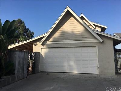 Costa Mesa Single Family Home For Sale: 3125 Sharon Lane