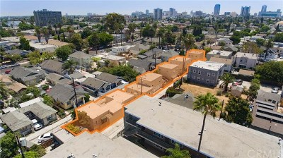 Long Beach Multi Family Home For Sale: 435 W 11th Street