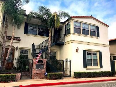 Newport Beach Condo/Townhouse For Sale: 111 Via Lido Nord #C