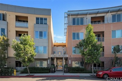 Irvine Condo/Townhouse For Sale: 21 Gramercy #209