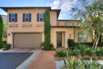 Irvine Condo/Townhouse For Sale: 318 Bronze