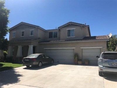 Eastvale Single Family Home For Sale: 6341 Bluebell Street