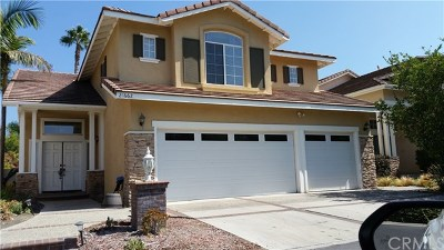 Trabuco Canyon Rental For Rent: 21662 High Country Drive