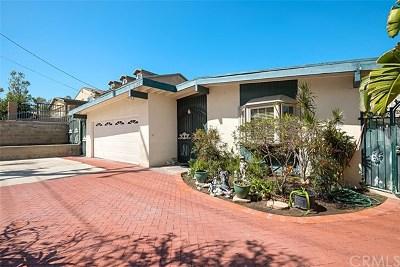 Costa Mesa Single Family Home For Sale: 2431 Santa Ana Avenue