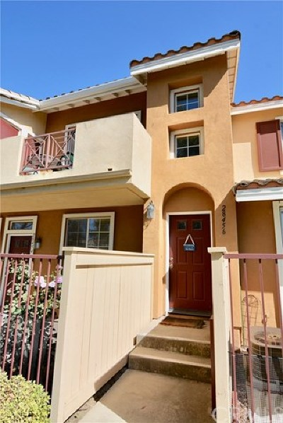 Lake Forest Condo/Townhouse For Sale: 28456 Sassetta Way