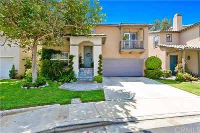 Tustin Single Family Home Active Under Contract: 2336 Ferrey Drive