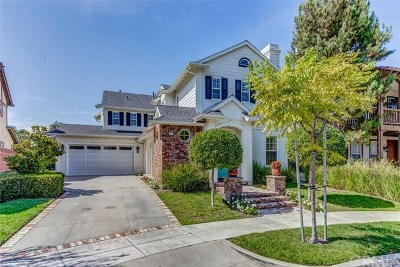 Ladera Ranch Single Family Home For Sale: 17 Magnolia Drive