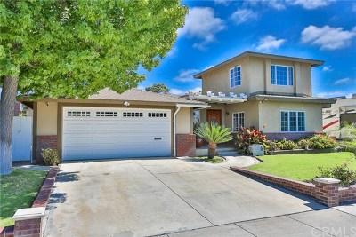 Huntington Beach Single Family Home For Sale: 15332 Stanford Lane