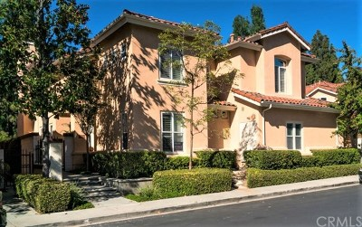 Tustin Condo/Townhouse For Sale: 12237 Pevero