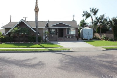 Buena Park Single Family Home For Sale: 7601 El Vino Way