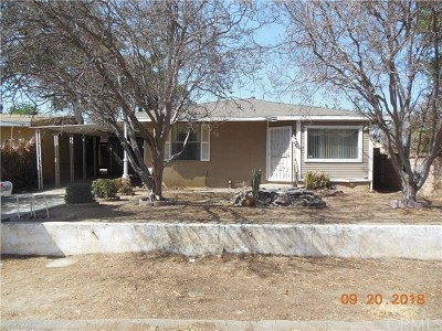 Riverside Single Family Home Active Under Contract: 11501 Anacapa Place