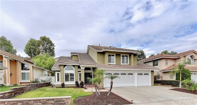 Lake Forest Single Family Home For Sale: 21095 Kensington Lane