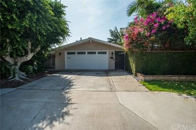 Costa Mesa Single Family Home For Sale: 457 Princeton Drive