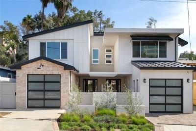 Newport Beach Condo/Townhouse For Sale: 242 Catalina Drive