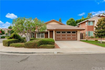 Irvine Single Family Home For Sale: 12 Morning Dove