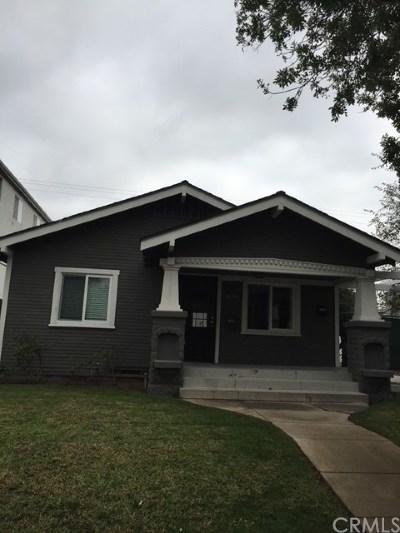 Long Beach Multi Family Home For Sale: 1042 Temple Avenue