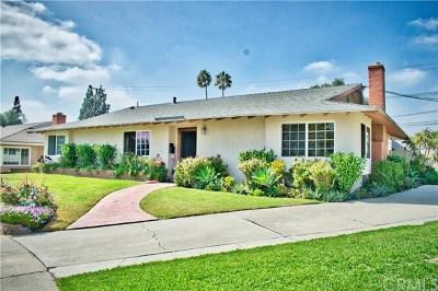 Yorba Linda Single Family Home For Sale: 5661 Casa Loma Ave