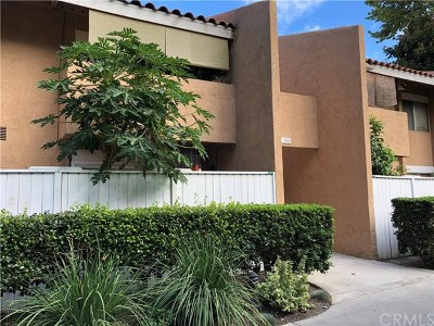 Santa Ana Condo/Townhouse For Sale: 1001 W Macarthur Boulevard #80