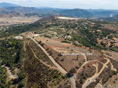 Fallbrook Residential Lots & Land For Sale: Dos Ninos Road