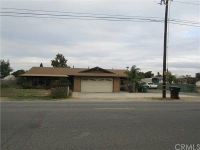 Norco Single Family Home For Sale: 2671 2nd Street