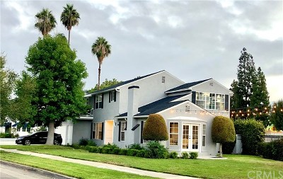 Santa Ana Single Family Home For Sale: 2301 N Park Boulevard