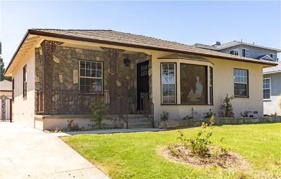 Lakewood Single Family Home For Sale: 6022 Sandwood Street