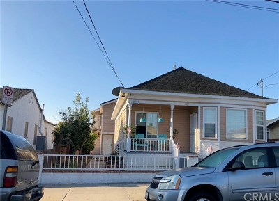 San Pedro Multi Family Home For Sale: 335 W 15th Street