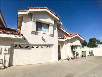 Santa Ana Single Family Home For Sale: 5117 W 16th Street #A