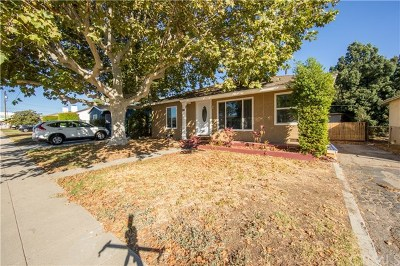 Pasadena Single Family Home For Sale: 3735 Corta Calle Street