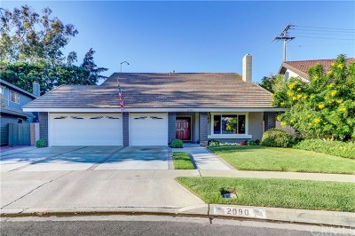 Costa Mesa Single Family Home For Sale: 2090 Flamingo Drive
