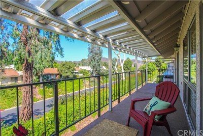 Laguna Woods Condo/Townhouse For Sale: 5357 Algarrobo #O