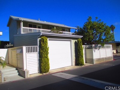 Newport Beach Mobile Home For Sale: 124 Yorktown
