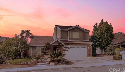 Laguna Hills Single Family Home Active Under Contract: 24761 Georgia Sue