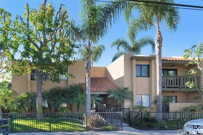 Long Beach Condo/Townhouse For Sale: 1506 E 4th Street #205